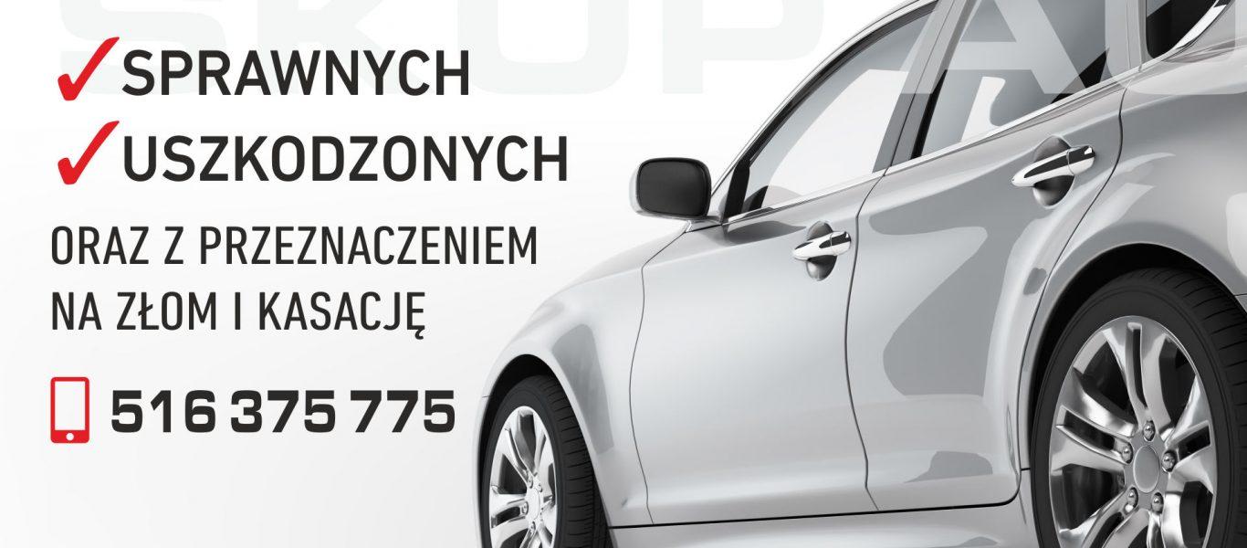 skup aut Ciechanów